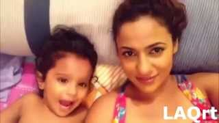 Hot Mom and Cute Baby Funny Moments -  A Must Watch Video thumbnail