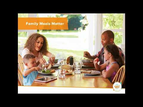 Promoting Food Safety and Family Meals: Your Best Resources