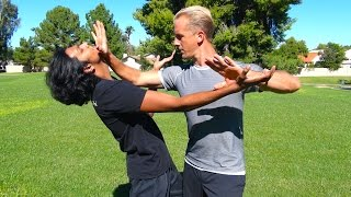 Tai Chi Fighting......Awesome!