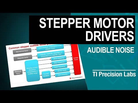TI Precision Labs - Motor Drivers: Audible Noise