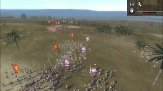 Medieval II Total War Online Battle #70: England vs Byzantine Empire