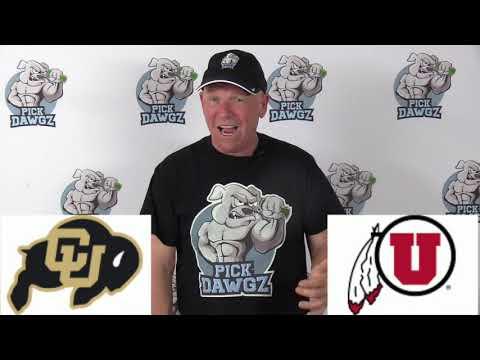 Utah vs Colorado 3/7/20 Free College Basketball Pick and Prediction CBB Betting Tips