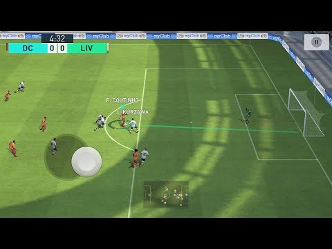 Pes 2018 Pro Evolution Soccer Android Gameplay #41