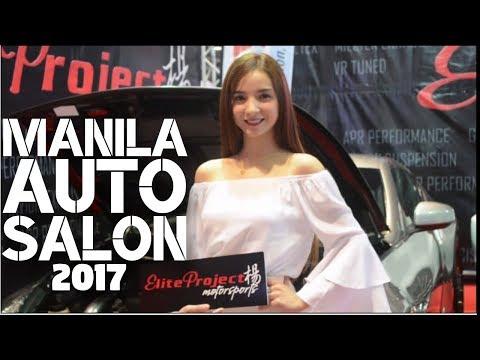 MANILA AUTO SALON 2017