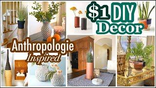 Anthropologie Inspired DOLLAR TREE DIY Decor