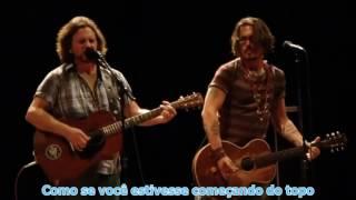 Society  Eddie Vedder and Johnny Depp