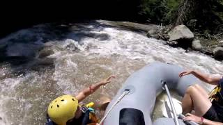 White Water Rafting Ayung River Bali