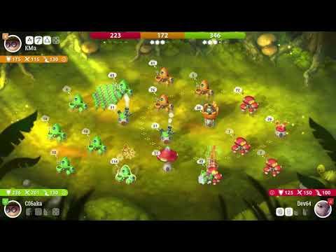 Mushroom Wars 2: Wilford Demo (Part 1 of 3) |