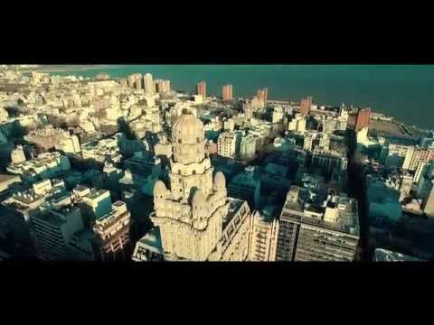 Short Film of Montevideo, made by Drone (DJI Inspire 1)