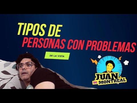 Tipos de Personas con Problemas de la VISTA!!!