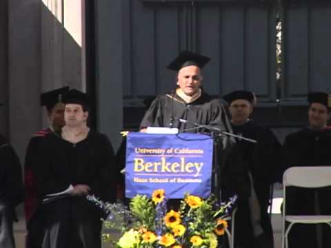 Shantanu Narayen, CEO of Adobe, Gives the Berkeley-Haas MBA Commencement Address