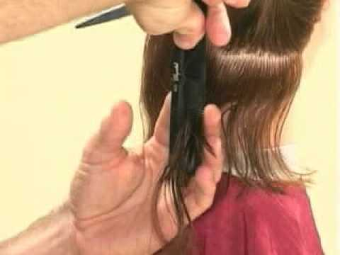 Graduated Cut Or 45 Degree 1 Youtube