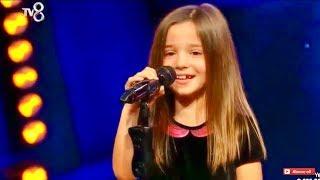 TV İle Tanışma Anım. O Ses Çocuklar 2016 Ecrin Su Çoban