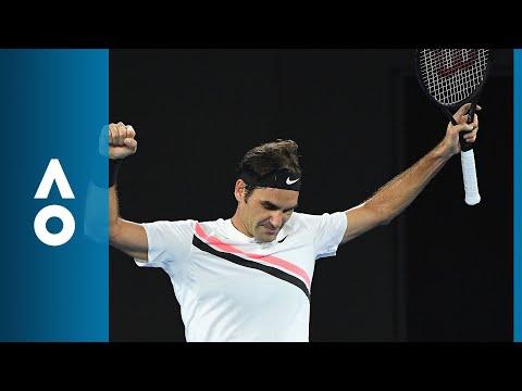 Обзор матча Гаске — Федерер