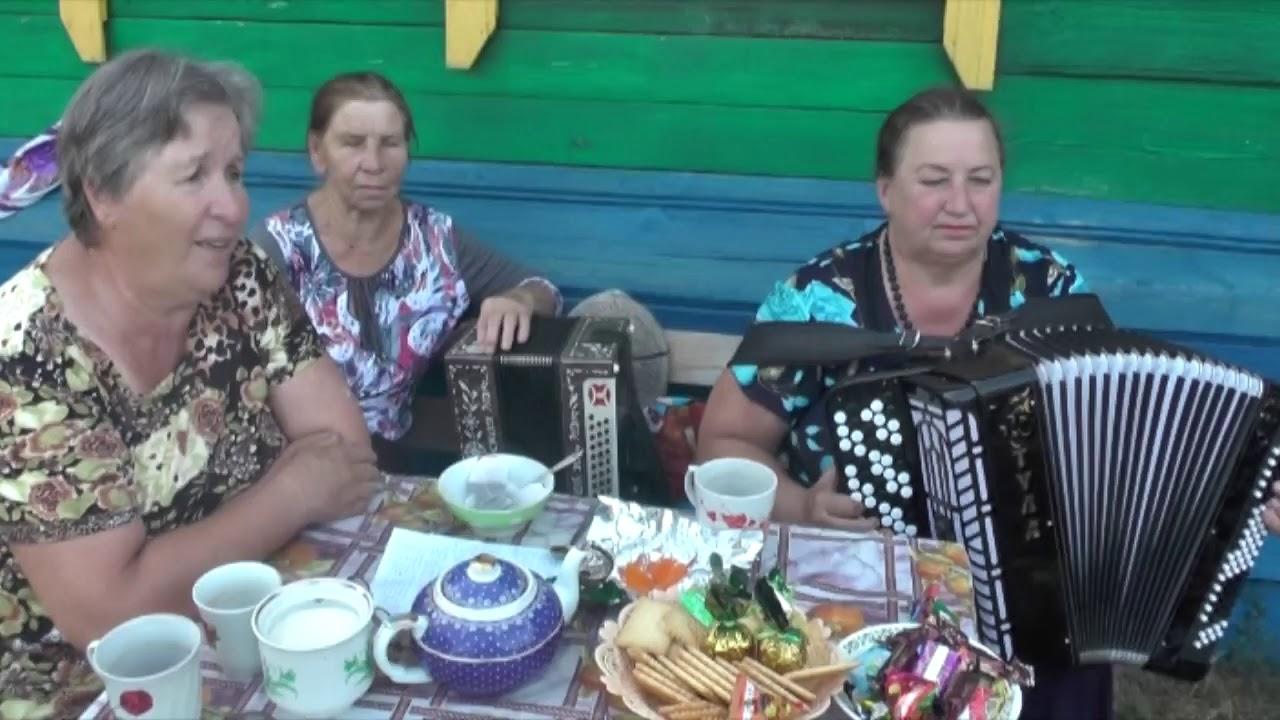 из репертуара группы Белый День  Душевная песня под баян, Самарская область