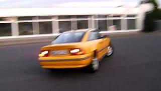 Opel Calibra Drifting 2.0i