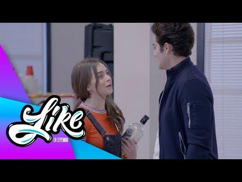¡Machu pone fin a su relación con León! | Like la leyenda - Televisa