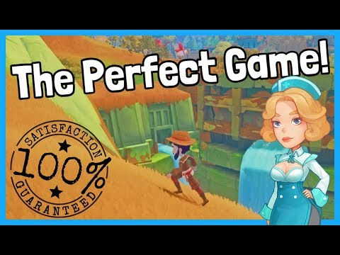 This Amazing RPG Has Everything We Look For In Games! - My Time At Portia