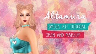 Ep.6: ALTAMURA - OMEGA kit instructions for Skin and Makeup