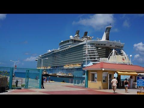 Oasis of the Seas 2016