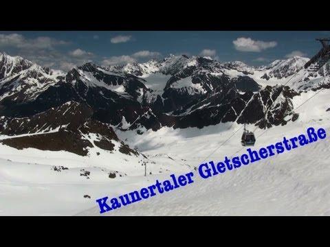 KARLESJOCHBAHN-WEIßSEE- DREILANDERECK-KAUNERTAL