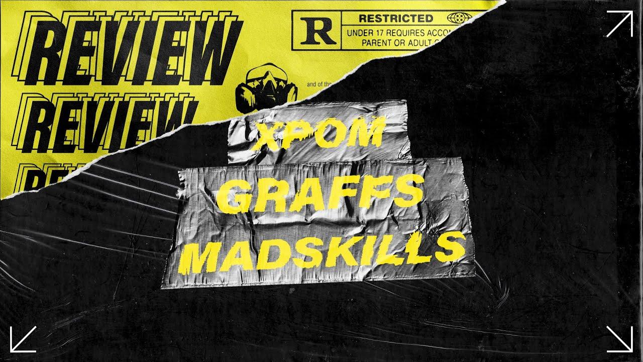 Хром от GRAFFS и MAD SKILLS