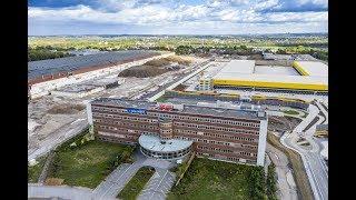 Wissensstandort mark 51°7 in bochum: hier vereinen sich attraktivität und zukunftsfähigkeit. bereits heute sind 40 prozent der verfügbaren industrie- gew...