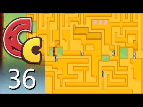 The Legend of Zelda: Phantom Hourglass – Episode 36: The Maze Game
