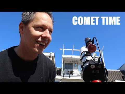 COMET Talk: ATLAS C/2019 Y4 +Y1 & Info COMET SWAN C/2020 F8 | Astrophotography