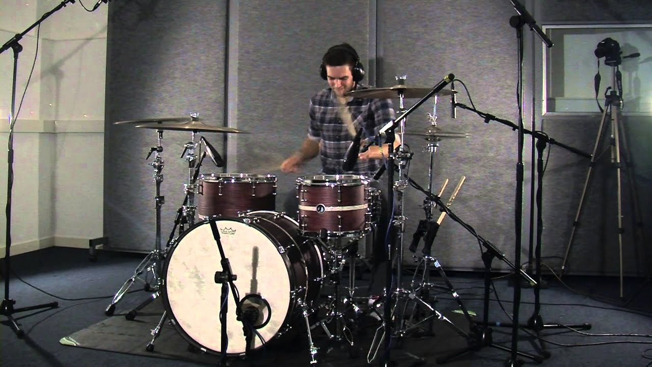 how to get day to remember drums