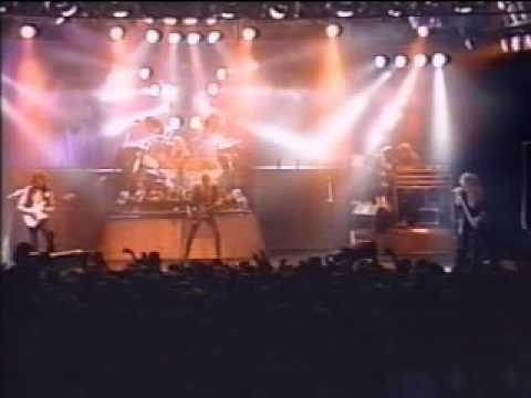 Europe - Final '87 , Live With John Norum (Full Concert)
