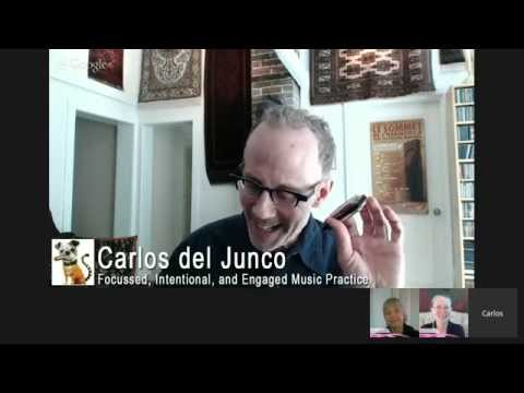Music as a Business! Learn from Carlos del Junco professional Harmonica Player & Teacher
