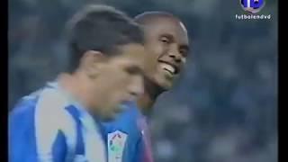 d581a56d5 Espanyol vs Barcelona 2004-05 el debut de MESSI Completo