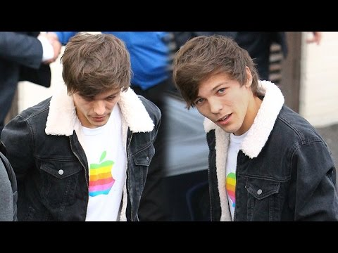 Louis Tomlinson Reacts to Gay Rumors
