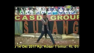 Video JAIPONG CASDI GROUP IN , BOS UJANG IBRO KOSAR  baju loreng download MP3, 3GP, MP4, WEBM, AVI, FLV Juli 2018
