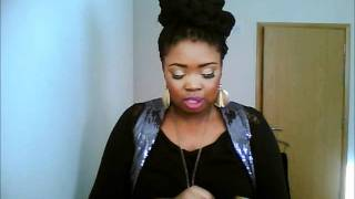How to: Style Box Braids ♡
