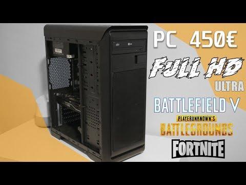 El PC de 445€ para jugar a Ultra en FHD
