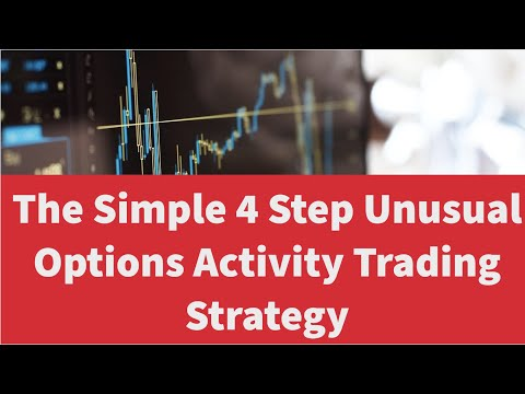 Unusual Options Activity Trading In 4 Simple Steps