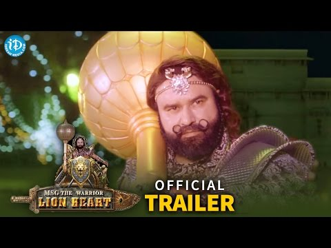 MSG The Warrior Lion Heart Official...