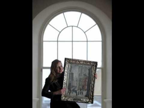 Lowry Painitng Sale.wmv