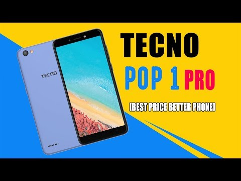 Tecno Pop 1 Pro Specifications [Best price better phone]