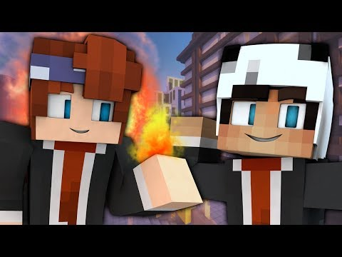 THE POWER OF CONTROL | Superhero High School (SUPER HEROES Minecraft Roleplay E2)