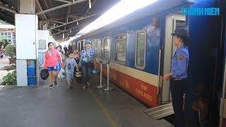 Cách mua vé tàu Tết Mậu Tuất 2018 nhanh nhất ở ga Sài Gòn để về quê ăn Tết