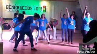 Jovenes Somos Coreografia Castillo Del Rey