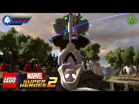 LEGO Marvel Super Heroes 2 (Switch) Review - YouTube