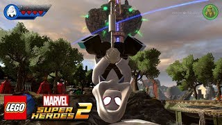 LEGO Marvel Super Heroes 2 (Switch) Review (Video Game Video Review)
