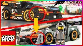 BUDUJĘ LEGO MCLAREN SENNA Z FORZA HORIZON 4