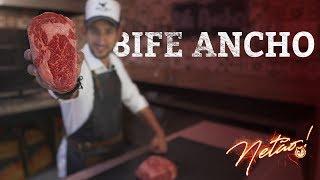 Bife Ancho –E pontos da carne   Netão! Bom Beef #3