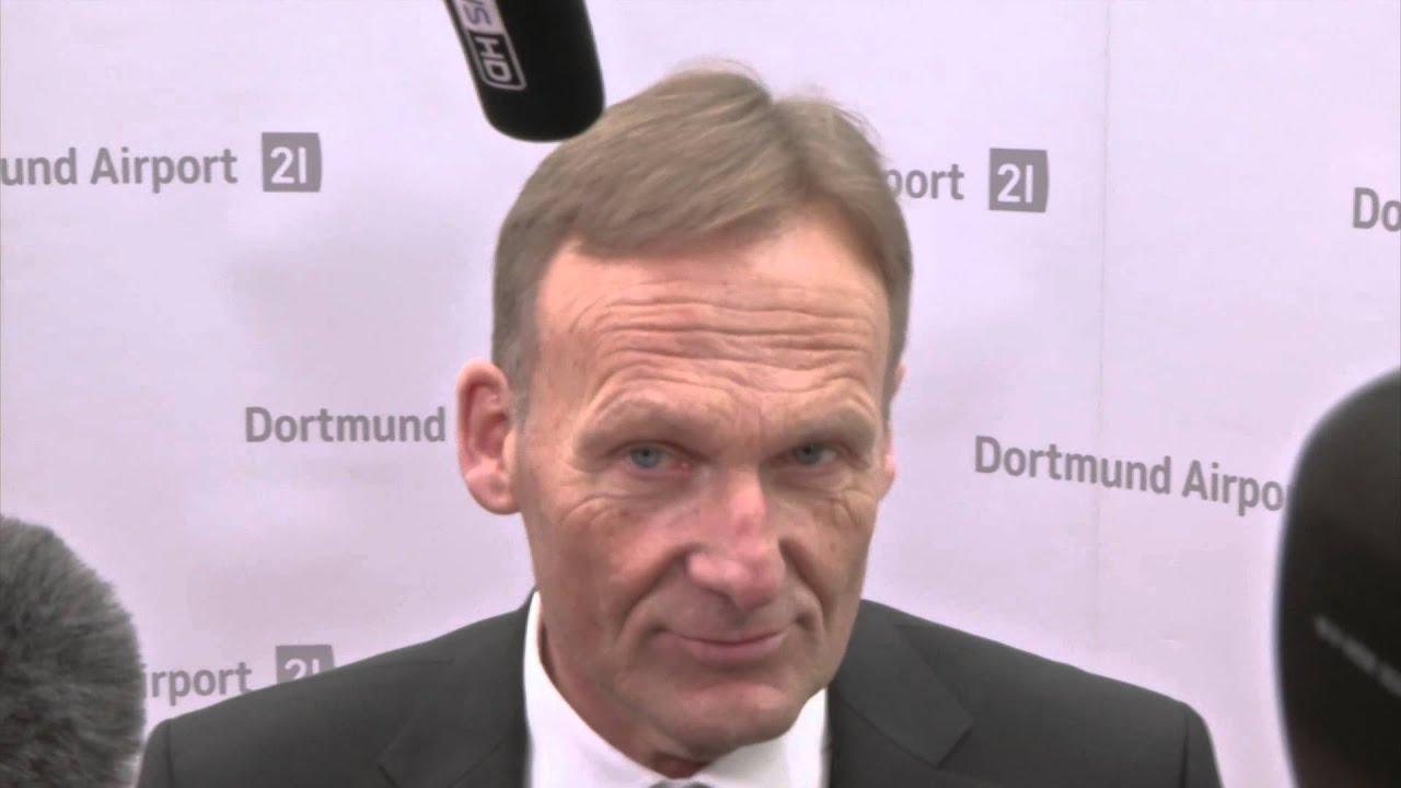 "Hans-Joachim Watzke: ""FCB schon öfter geschlagen"" | Borussia Dortmund - Bayern München | DFB-Pokal"
