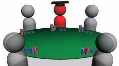 Online Poker lernen - Geld verdienen mit Poker! - Pokerschule mit $30 Startkapital !